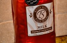 Milk Chocolate Bada Bing Bada Boom Dipping and Coating Formula