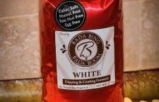 White Chocolate Bada Bing Bada Boom Dipping and Coating Formula