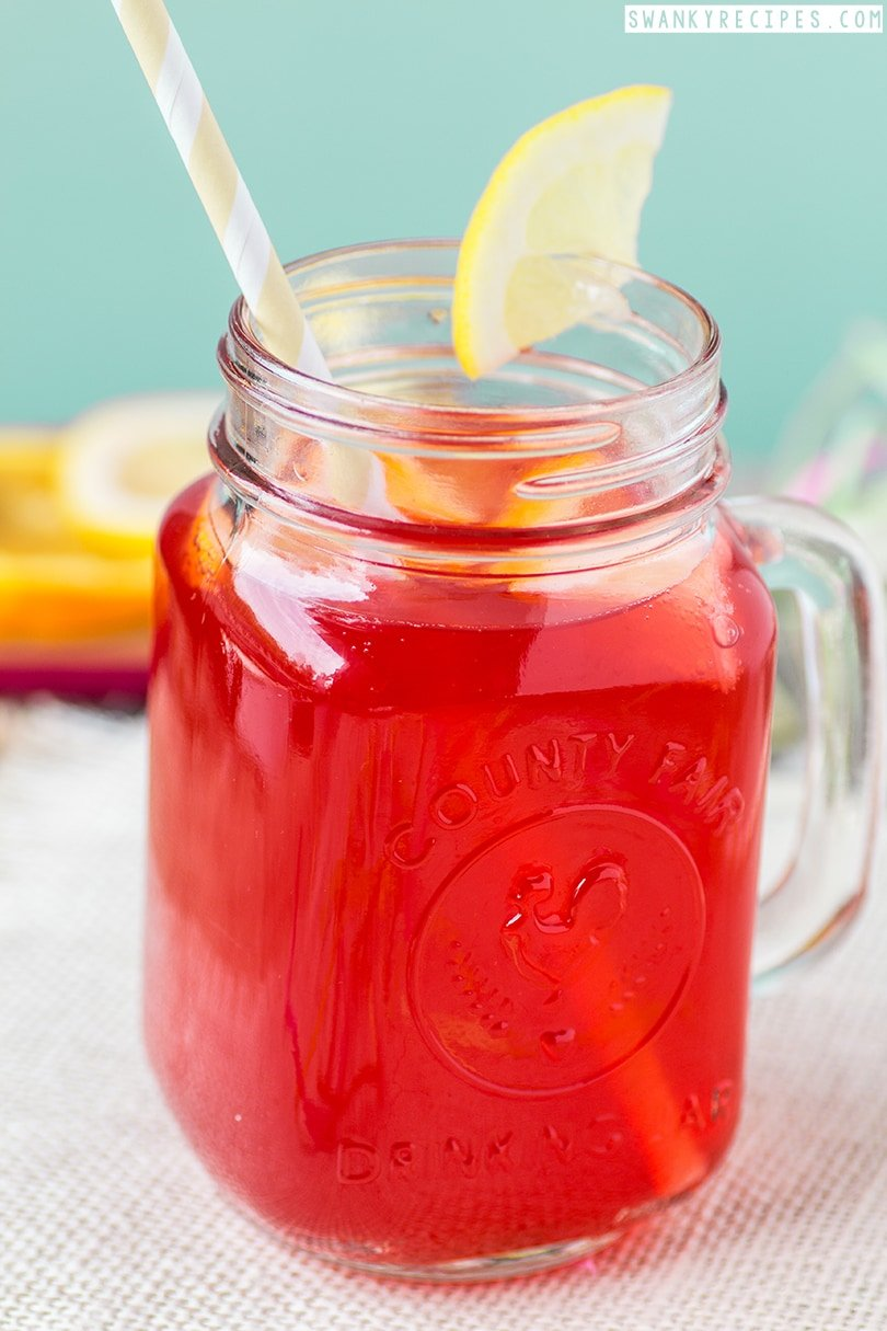Tropical Cherry Kool-Aid Party Punch