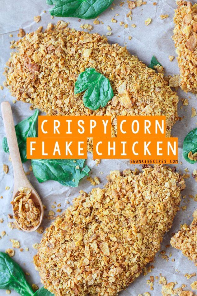 The Best Corn Flake Chicken