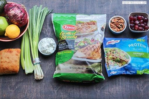 Light Chicken Salad Sandwich
