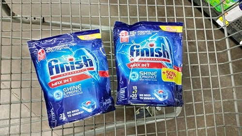 Finish Max In 1 Walmart