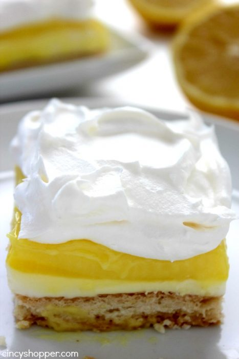 Lemon Lush Bars