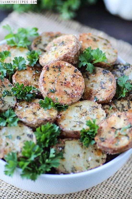 Roasted Herb Potatoes recipe