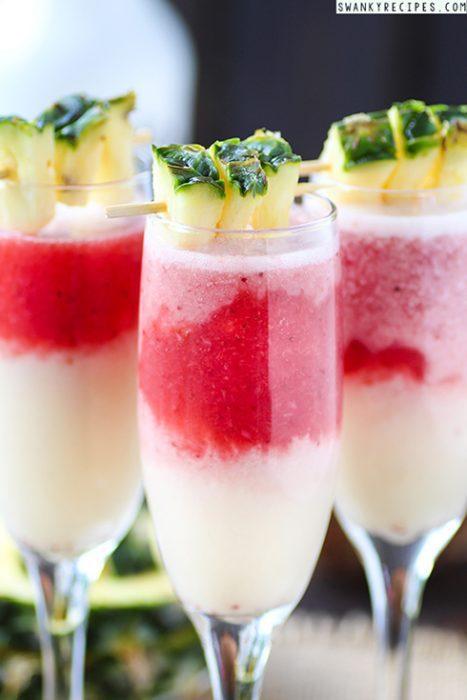Strawberry Pina Colada Recipe