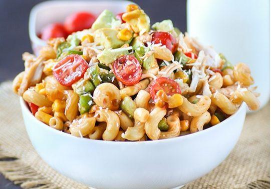 Pasta Salad Recipe For Bbq