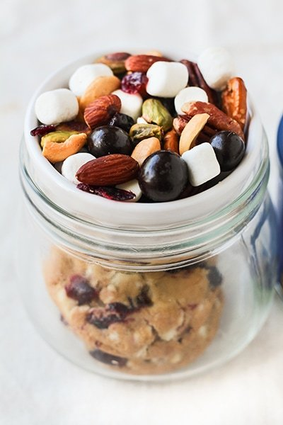 Sweet and Salty Mixed Nut Trail Mix