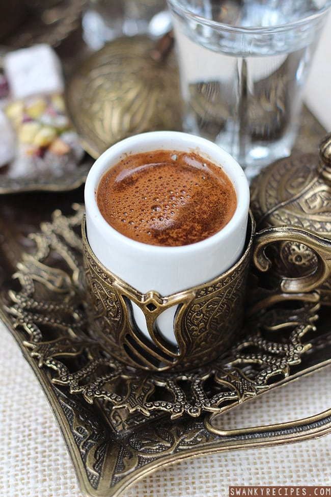 How to make Turkish Coffee - Swanky Recipes