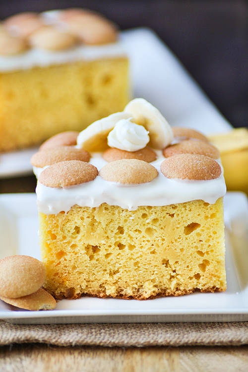 Banana Pudding Cake Swanky Recipes