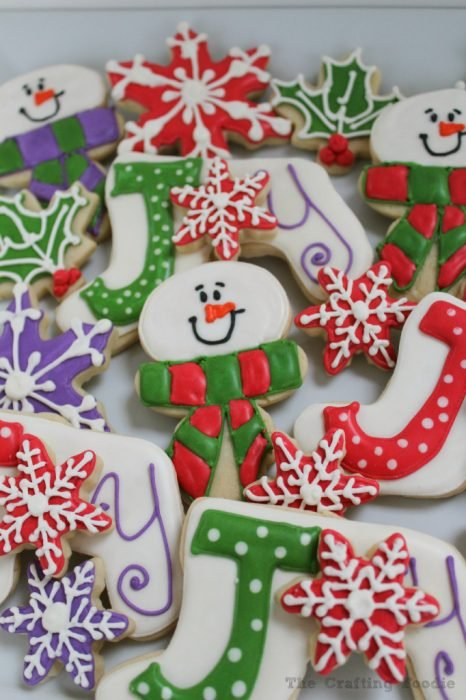 Classic Holiday Sugar Cookies