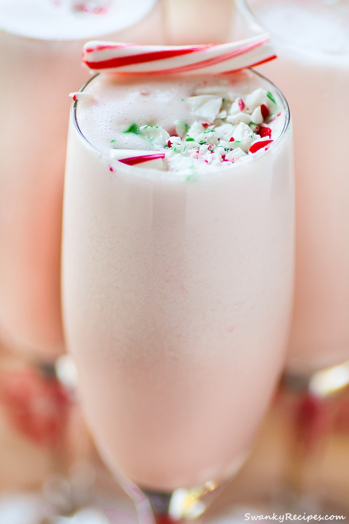 Peppermint Nog