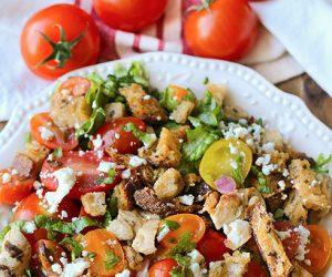 Italian Chicken Panzannla