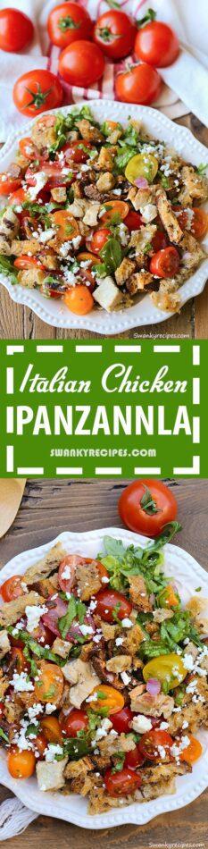Italian Chicken Panzannla Recipe