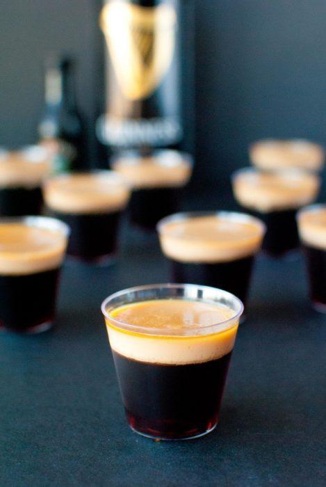 Guinness Jello Shots