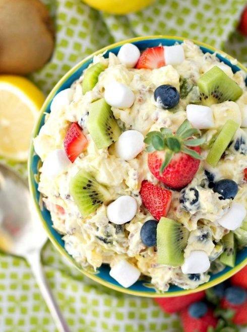 Spring Fluff Salad