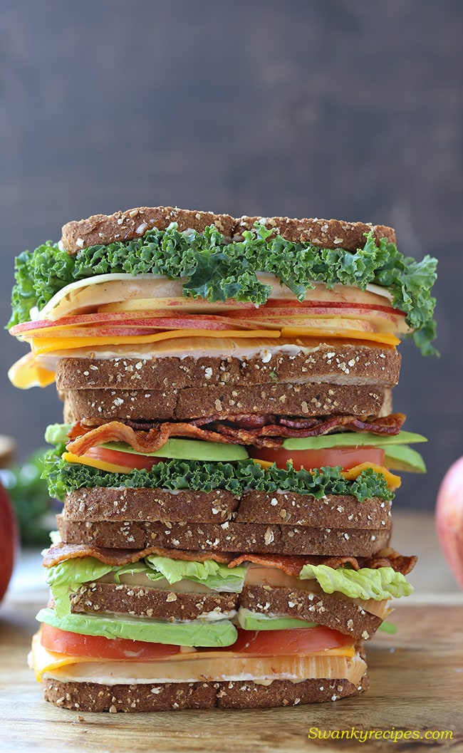 4 Sandwich Recipes