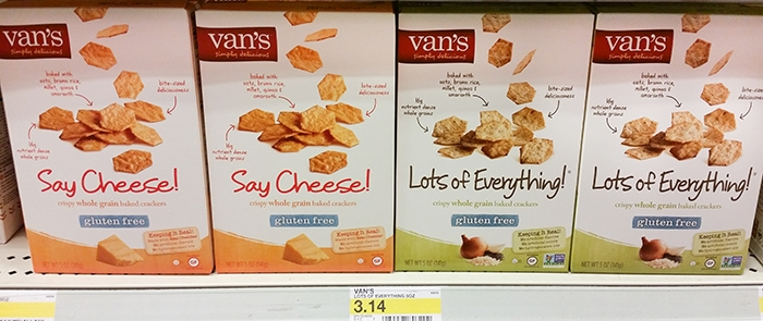 Van's Crackers
