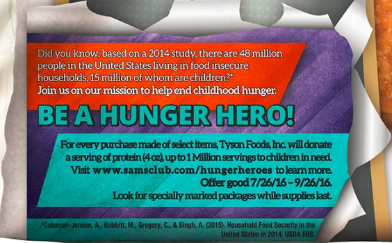 Be a Hunger Hero
