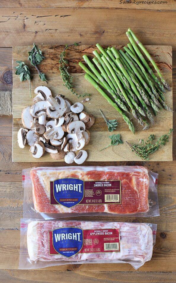 mushroom-bacon-gravy-chicken