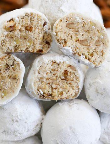 Russian Tea Cakes Swanky Recipes Simple Tasty Food Recipes