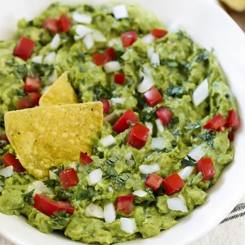 Outrageous Guacamole Swanky Recipes