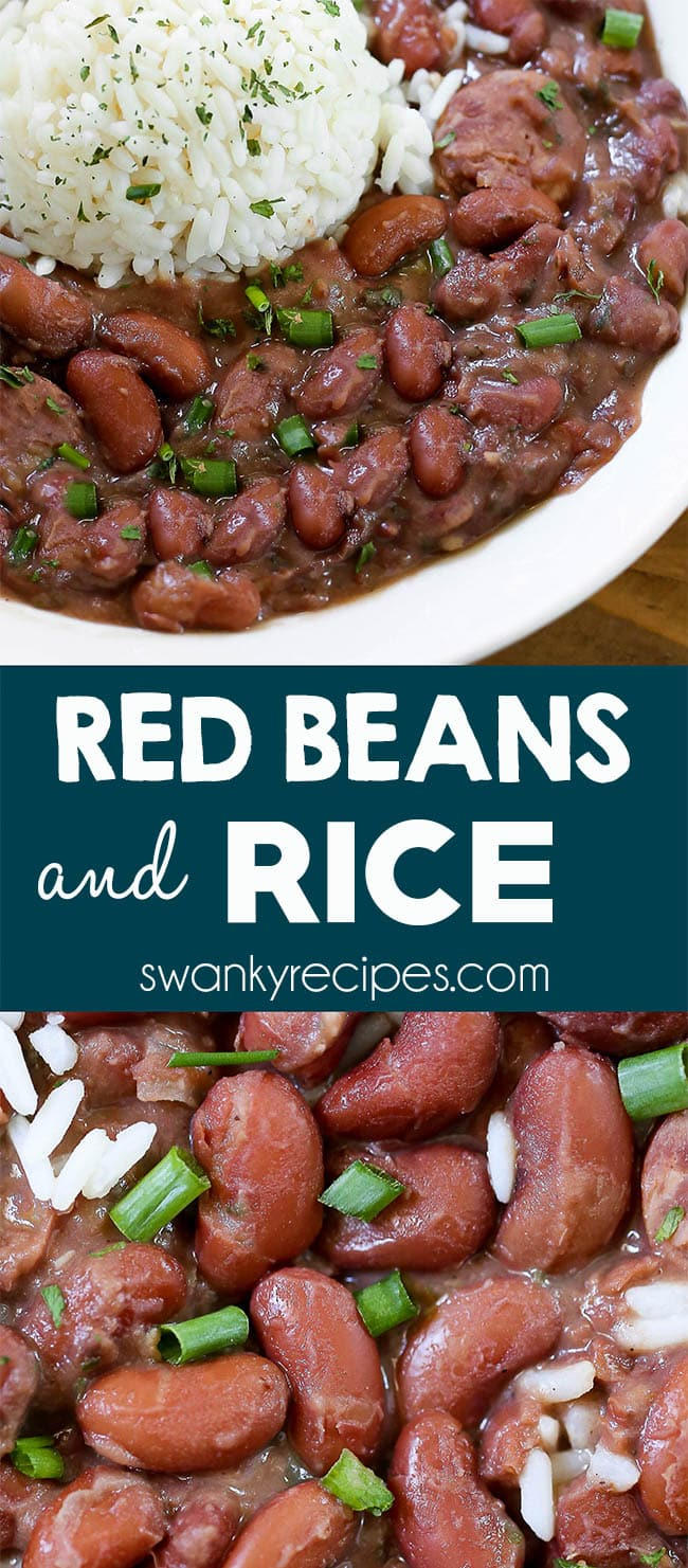 NOLA Red Beans and Rice