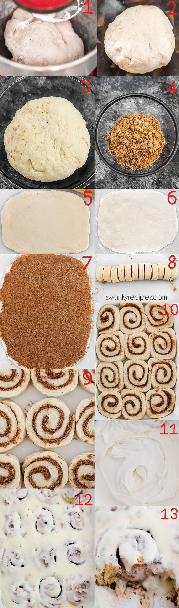 Maple Cinnamon Rolls Best Ever Swanky Recipes
