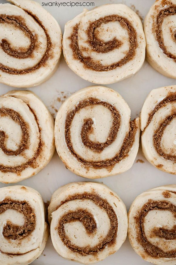 Soft Cinnamon Rolls recipe with yeast. Brown sugar cinnamon filling with maple cream cheese frosting.