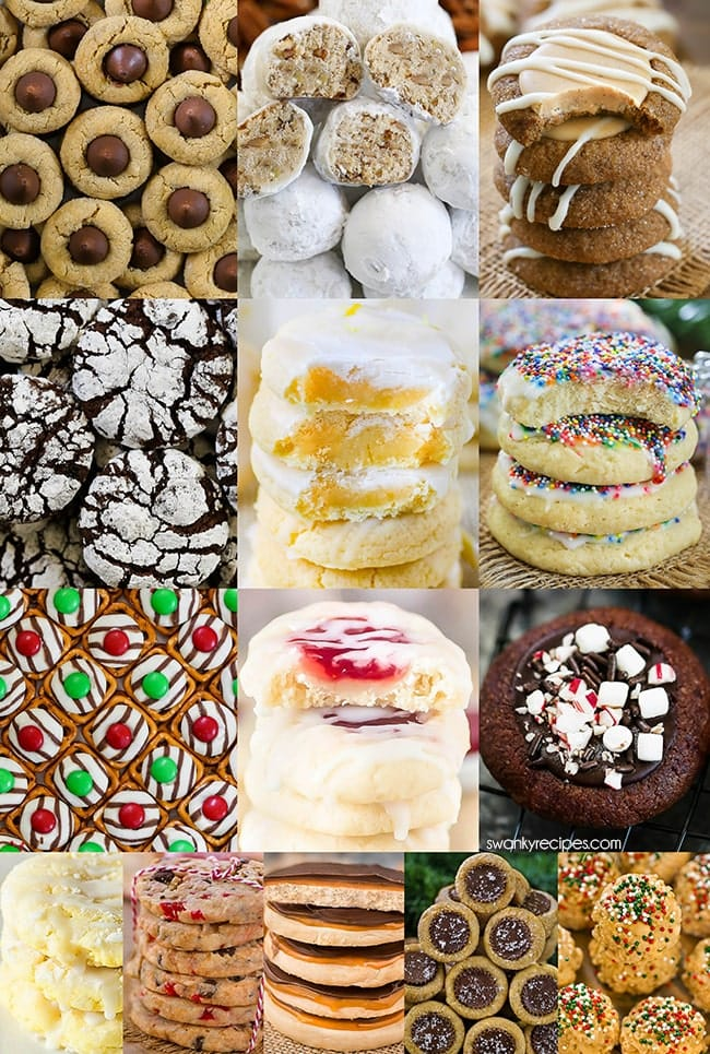 15 Best Christmas Cookies this holiday season. Classic cookies, plus new cookies to try!