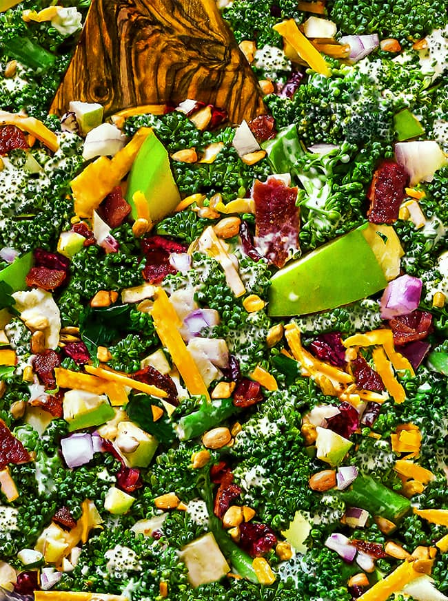 Broccoli Salad Swanky Recipes