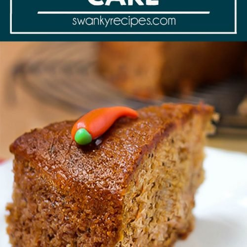 Classic Carrot Cake - A moist carrot cake recipe with incredible sweet carrot flavor with spices. A traditional Easter dessert.